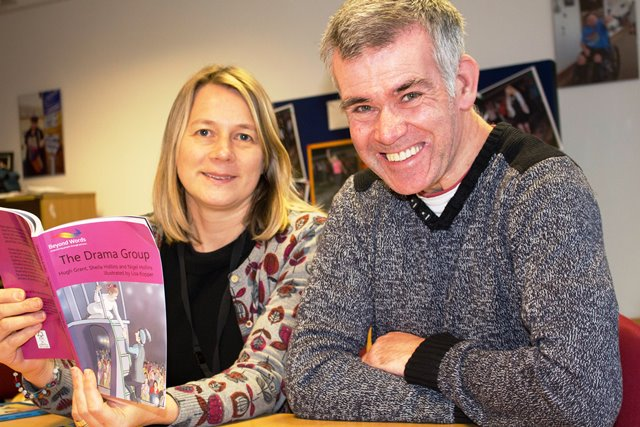Bumper boost for book appeal