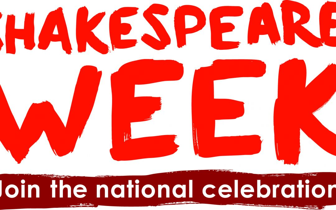 Welcoming schools for Shakespeare Week
