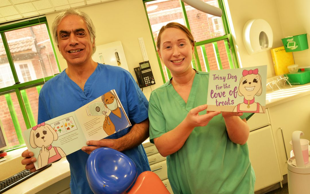 Dentist gets to the 'root' of healthy eating