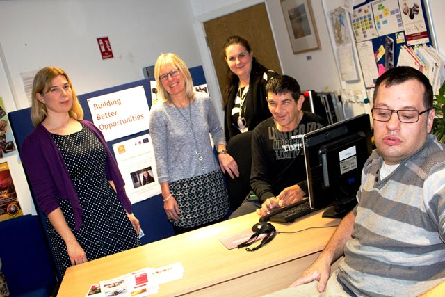 Charity receives major funding to help people into work