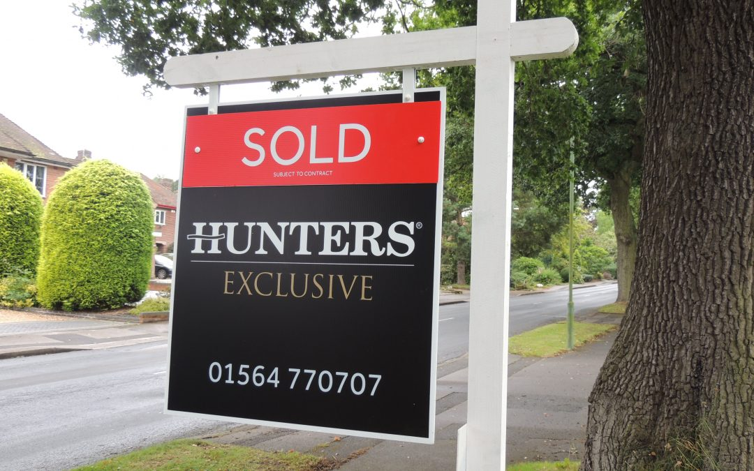 House prices rising fastest in the Midlands