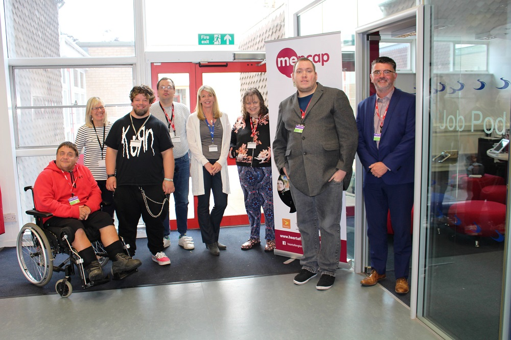 Successful first year for major project to help people into work