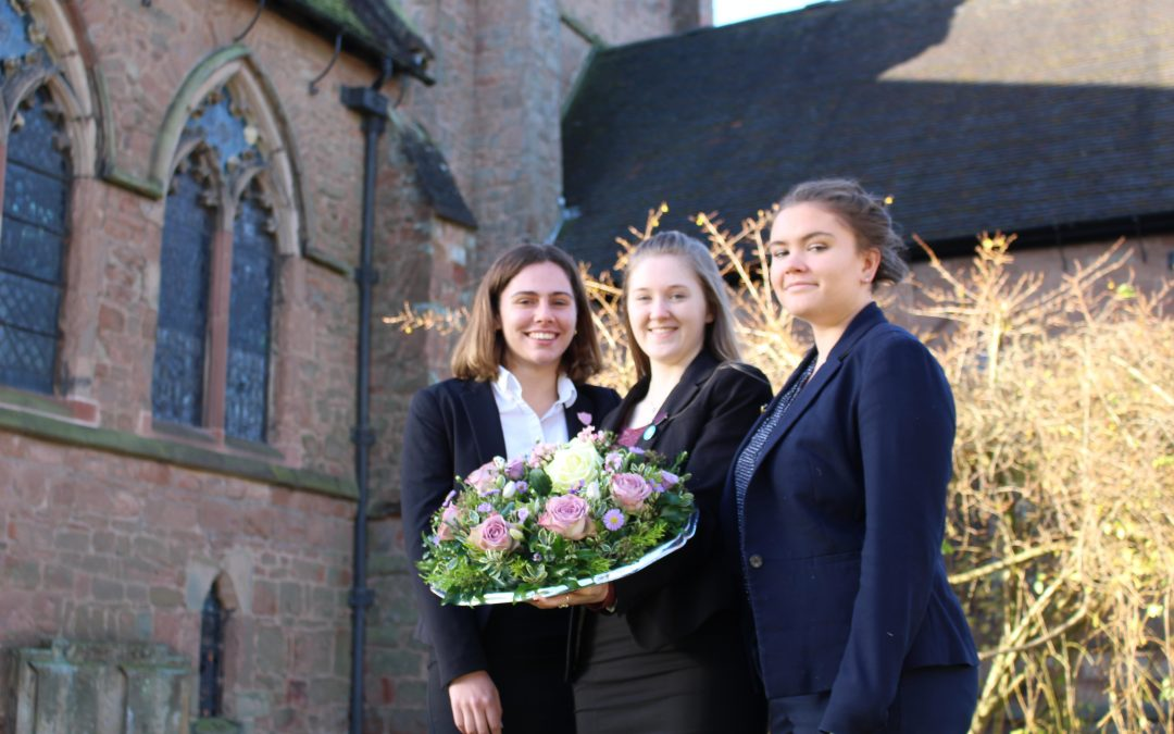 Week of celebrations mark 76th birthday of Saint Martin's School and pay tribute to its founders
