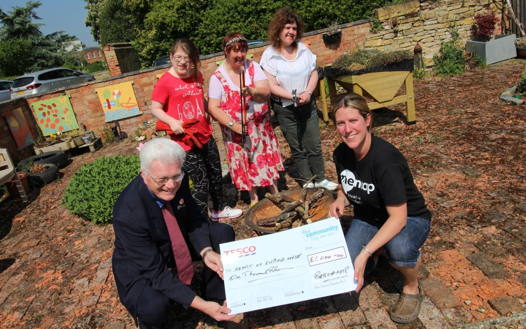 Tesco funds Forest Skills