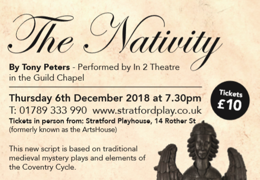 Comedy and carols as In2Theatre stage a medieval nativity