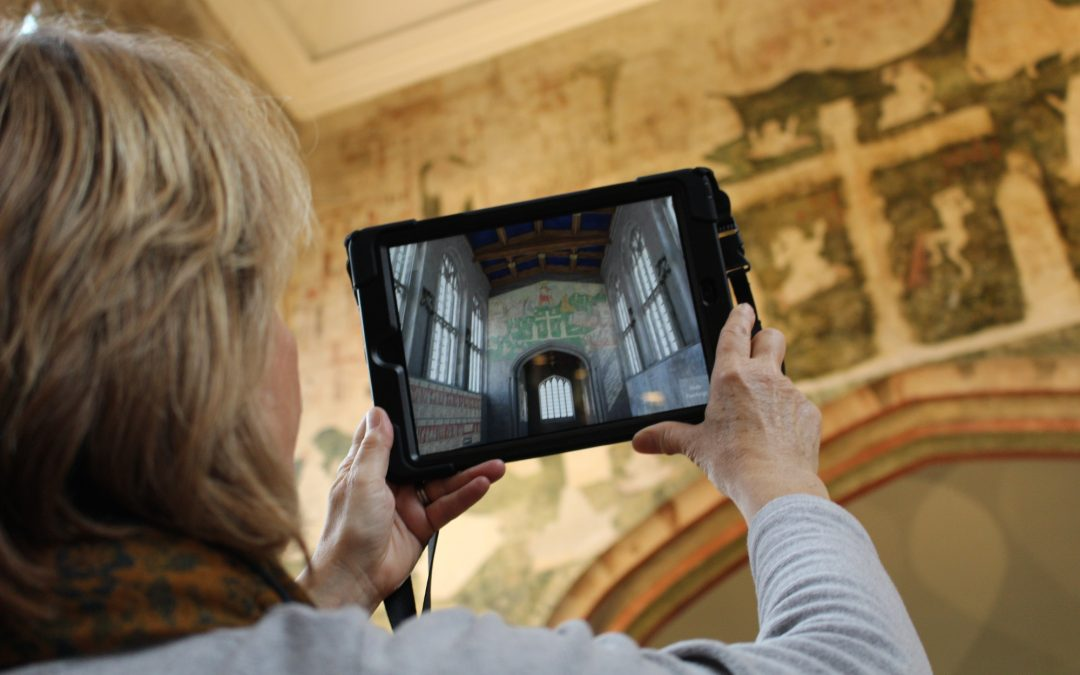New app opens window to the past